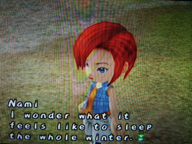 Harvest Moon Nami Content / harvest moon awl