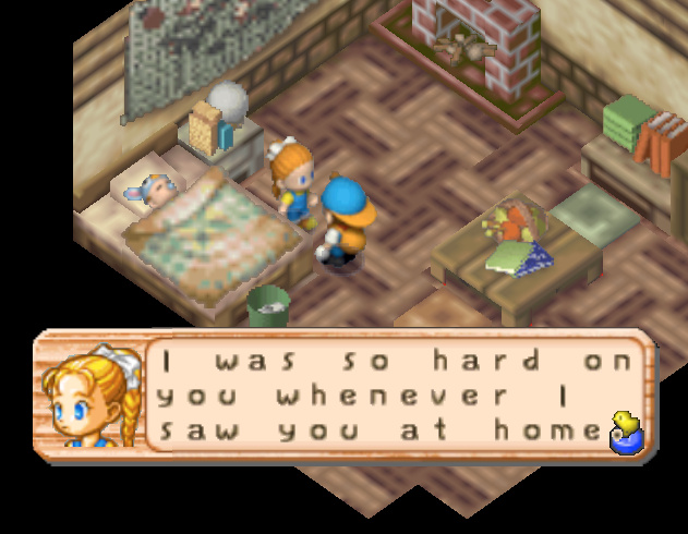 Content Harvest Moon 64 Married Life Amp Babies